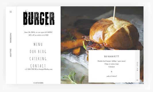sito web ristorante 2